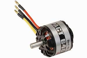 COMPACT 640Z 29,6 VBrushless Motor Graupner 7779