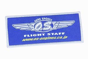 Stoffaufnäher OS Flight Stuff Graupner 8042