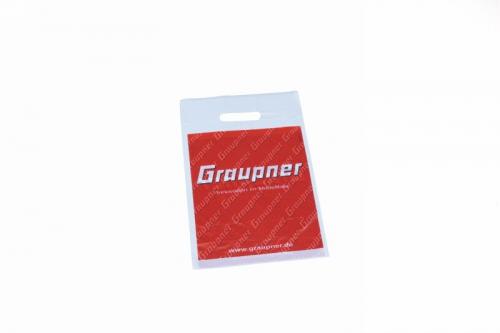 Tragetasche 250x350mm GRAUPNER/ SJ Graupner 8078.1