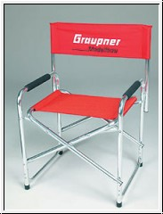 Alu-Regiestuhl Graupner 8346