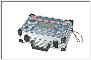 LiPo-Sicherheitskoffer 350x250x110 mm Graupner 8370