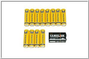 Batterie-Set f.Junior-Line Graupner 90032
