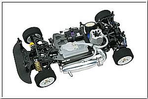 WP HYPER GPX4 Pro 4WD Nitro R Graupner 90043