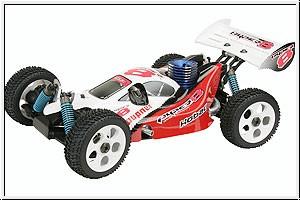 WP HYPER 8 PRO 4WD Buggy 1/8 Graupner 90045