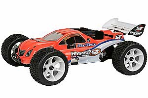 WP HYPER 4WDTruggyPRO RACE TRUCK Hobao Graupner 90046