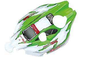 Karosserie lackiert8.5 grün/weiß Graupner 90047.65
