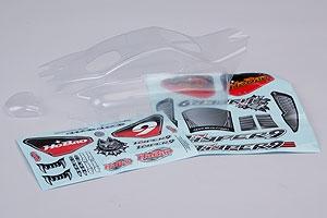 Karosserie Hyper 9,unlackiert Graupner 90049.71