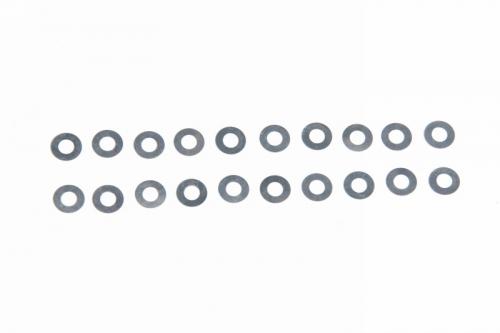 Diff.- Beilagscheiben 4,8x9,5x0,15mm (20) Graupner 90120.12