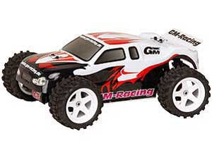 WP MINI ST16 TRUGGYCHASSIS 4WD M1/16 o. Graupner 90152