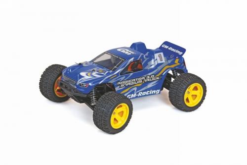 RADICATOR 3.0 Truggy4WD M1:10 RTR 2,4GHz Graupner 90158.RTR