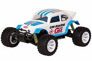 WP BAJA ELEKTRO-TRUGGY 4WD 1//10 RTR Graupner 90160.RTR
