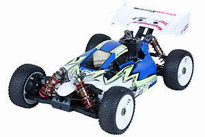 FLASH 3.0 NITRO RACE BUGGY 4WD RTR GM-Racing Flash 3.0 Race RTR Maßstab 1:8 Graupner 90171.RTR