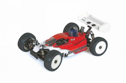 R-1 NITRO WETTBEWERBSBUGGY 4WD M 1:8 Nitro Offroad Buggy M 1:8 G