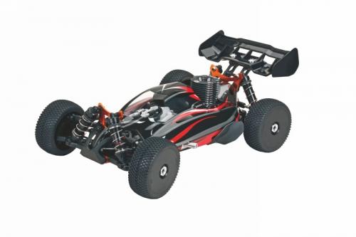 WP Hyper SS Nitro ARTR Racing Buggy 1:8 Graupner 90182.ARTR