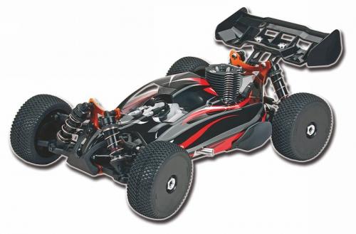 WP Hyper SS Nitro RTR Racing Buggy 1:8 Graupner 90182.RTR
