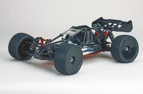 Hyper Cagebuggy 1/8 Nitro ARTR Graupner 90188.ARTR