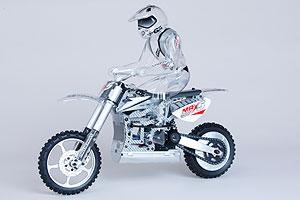 WP MRX5 CROSS RIDERPRO MOTORRAD M 1:5 Graupner 90190