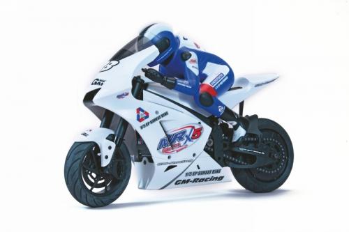 WP MRX5 Street BikeARTR RC Motorrad 1:5 Graupner 90191.ARTR