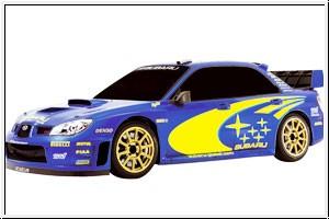 WP SUBARU WRC 20061:10 Graupner 90259