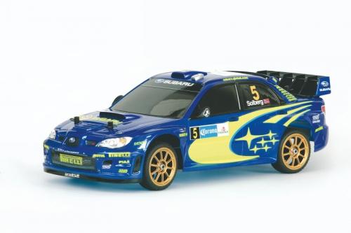 WP SUBARU IMPREZA WRC 2006 1:10 WD Graupner 90276