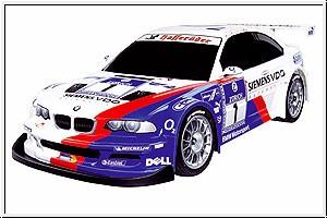 WP BMW M3 GTR, 24hNürburg. 1: Graupner 90282