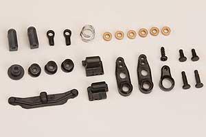 GT14 Lenkungsteile/Servo Saver Set Graupner 90300.14