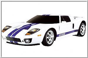 WP FORD GT 1:14 4WD Graupner 90326