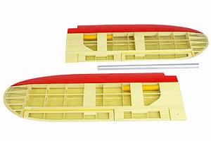 Tragflügelhälften Graupner 9376.3
