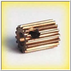 Motorritzel 64dp 16Zaus Stahl Graupner 93816.16