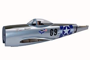 Rumpf mit Flügelübergang Graupner 9390.2