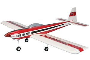 WP KWIK FLY MK3 m.OSMAX 55 AX Graupner 9393.MX