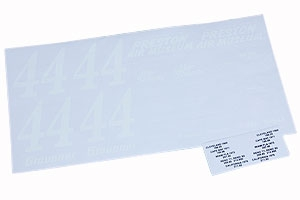Dekorbogen Graupner 9571.14