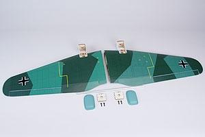 Tragflügelhälften Graupner 9594.3