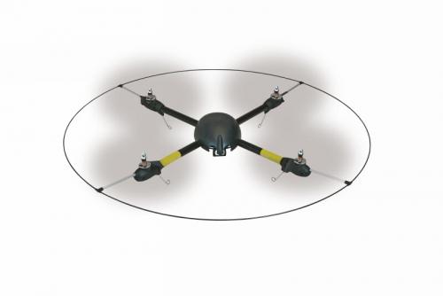 WP 500X-S Quad Flyer Graupner 9603