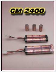 GM  8N-2400SCR Graupner 98824.8ST