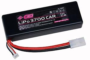 LiPo-Akku 2/4200 Car7,4V JST/ Graupner 98983