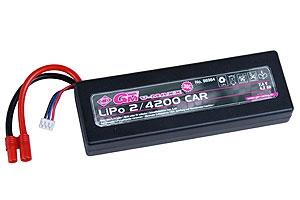 LiPo-Akku V-MAXX 30C2/4200 CAR Graupner 98984