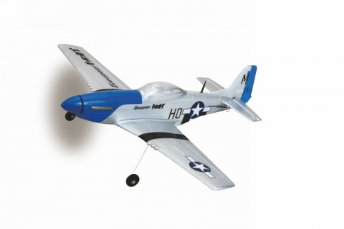 WP P-51 MUSTANG Graupner 9900.HOTT