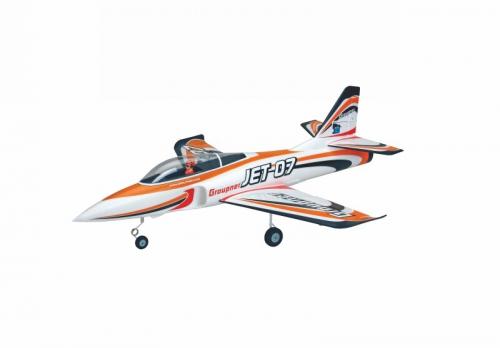 Jet 07 Spannweite ca. 810 mm Graupner 9934.100