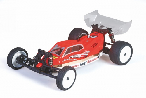 WP MVX01 1/10 electric 2WD offroad Buggy Graupner 99571
