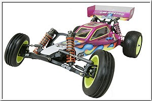 WP XXX-CR Competition 2 WD Bu Graupner A0032