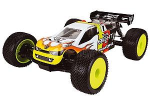 WP 8IGHT-T ARTR RACEROLLER Graupner A0802