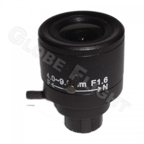Varioobjektiv 4mm - 9mm  0020