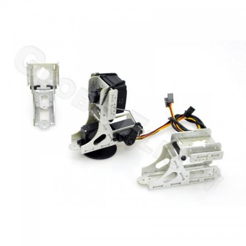 Downsight Kamerhalter GFK für KX oder OSC Kameras  0211