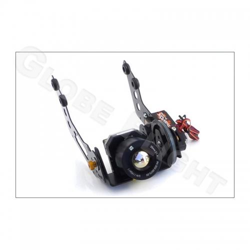 AVCX-180 Tilt Kamerahalterung GoPro und FlIR  0346