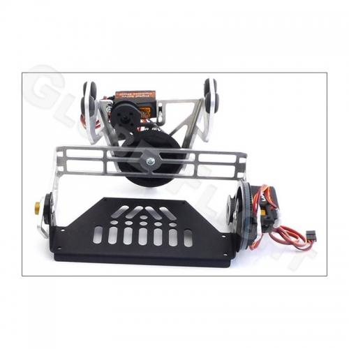 AVCX-3D  Roll/Tilt Kamerahalterung GoPro 3D und Kompaktkameras  0347
