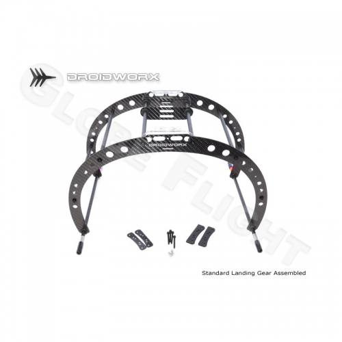 Landegestell für Droidworx AD Rahmen (Standard)  0383