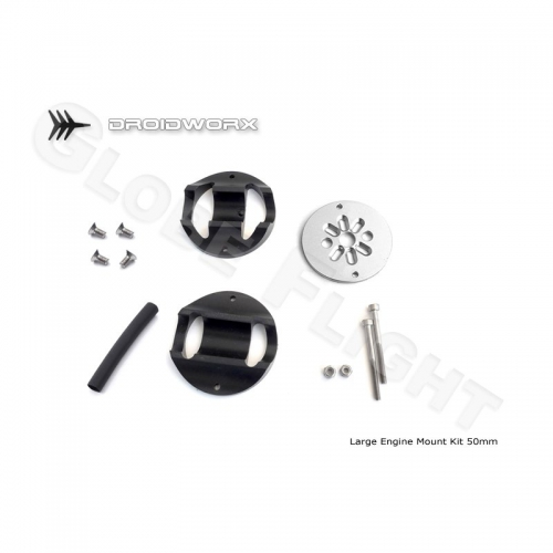 Motorhalter Kit für Droidworx AD Rahmen (Large)  0387