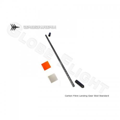 Kufe des Landegestells für Droidworx AD Rahmen (Standard)  0403