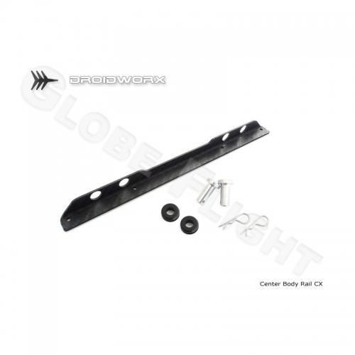 Zentrale Gehäuseschiene für Droidworx CX4  0430